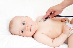不可不知的七大新生儿疾病预警信号