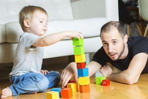 爸爸们如何参与婴幼儿养育?