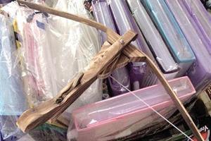 永川三所小学附近仍在售卖牙签弩
