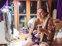 摄影师记录女子在家分娩全过程