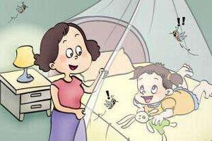 再谈婴幼儿防蚊问题