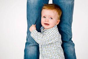 儿童心理:宝宝认生不是错