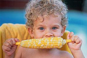 儿童能吃粗粮吗