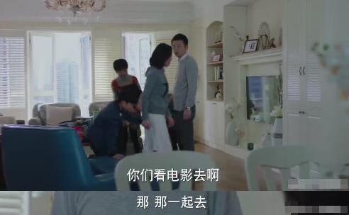 陈俊生陪凌玲佳清,不顾儿子