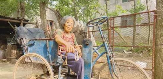 外婆张慈英。无线徐州 图