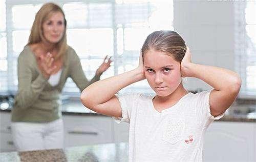 1、教育孩子不必对他人的批评大惊小怪