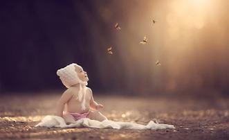源于孩子最纯真的童话摄影