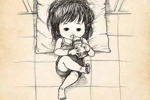 孩子3岁前跟谁睡,竟影响一生的性格!