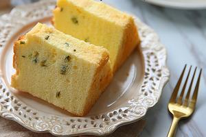 打开味蕾的香葱芝士戚风蛋糕(图)