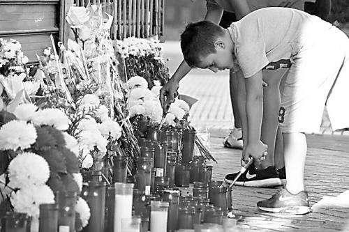 西班牙华人男童死亡案