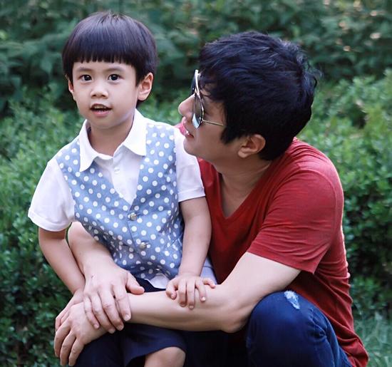 郑钧和儿子