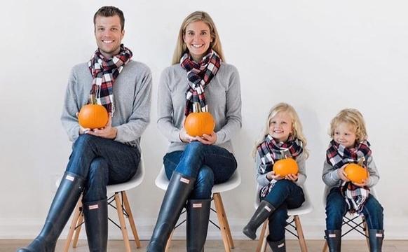 幸福美满 喜欢这样的家庭照
