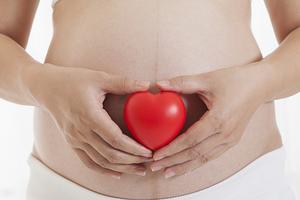 怀孕三个月摸不到宝宝 他到底住哪里?
