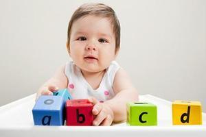要想养育聪明宝宝,需要这些必备条件!