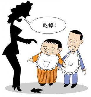 """第七宗罪:吃废纸_幼儿园老师如此狠心——虐童""""十宗罪""""第7张"""