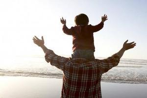 30~40岁是当父亲的最佳时段