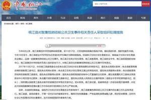 湖南桃江肺结核事件:学生看病被登记为工人农民