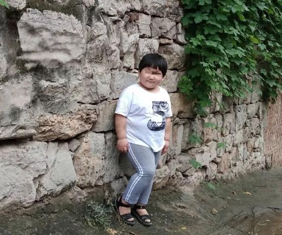 ▲邓琳生前照片。受访者供图