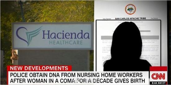 CNN新闻视频截图