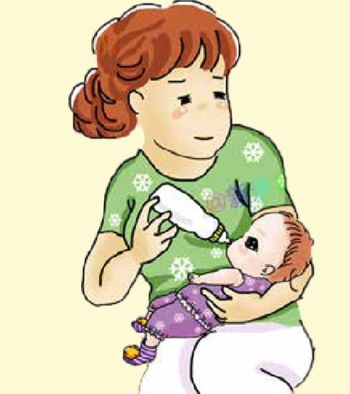宝宝3个月4周喂养要点:奶瓶宝宝出现厌奶期