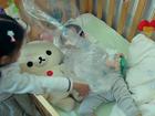 谨防宝宝塑料袋窒息