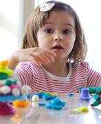 孩子的注意力发育