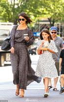 苏芮与妈妈出街