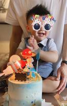 陈楚生小儿子一岁