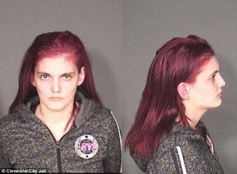 24岁的泰莎·加德。