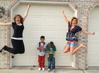 孩子开学!这群父母高兴到起飞