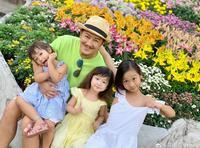 陈浩民与女儿同框被幸福环绕