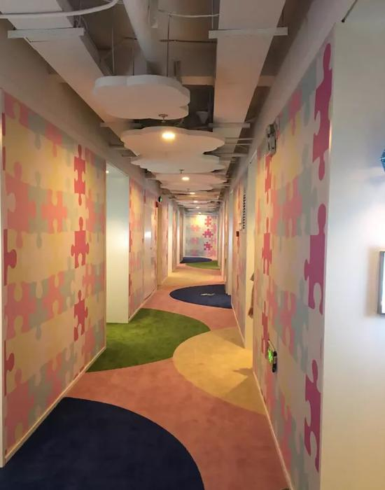 北戴河首家以儿童为主题的亲子酒店.