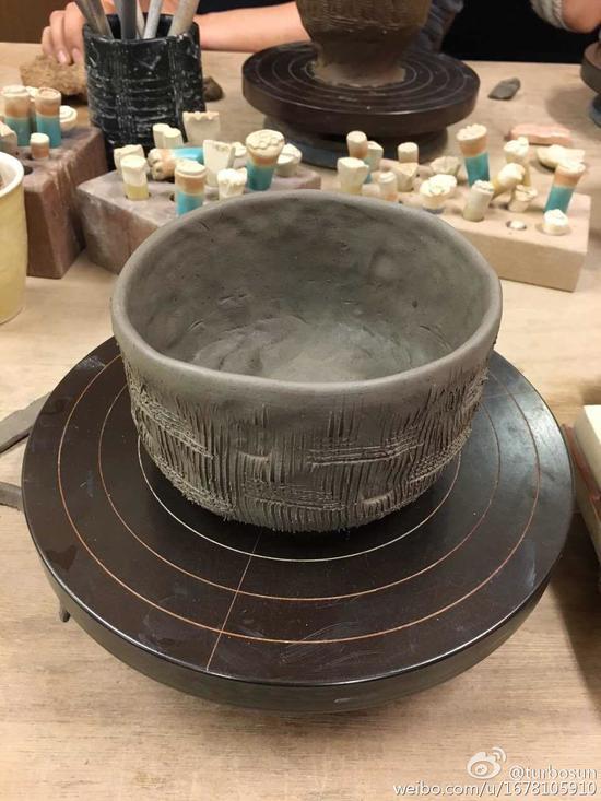 陶瓷等手工更是不在话下
