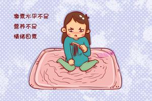 """产后不想变""""秃""""妈妈?洗头时一个小动作帮你轻松缓解"""