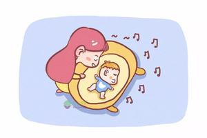 识别宝宝睡眠信号 哄睡更轻松!