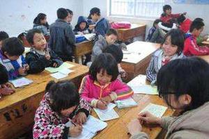 中国中小学生学习时间领跑全球 课外班屡禁不止