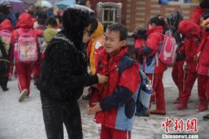 内蒙古小学生推迟上学 到校时间不得早于8点