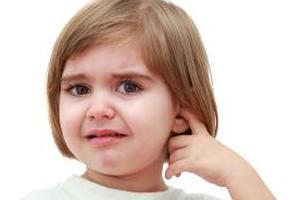 孩子对人不理不睬 可能是中耳炎惹的祸?