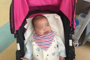 上海6个月男婴遭两次遗弃续:父亲涉遗弃罪被刑拘