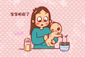 夏季给宝宝洗澡不注意这3点,皮肤会越洗越干!