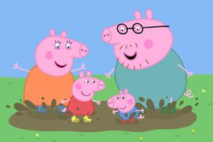 动画《小猪佩奇》东家营业额大增 中国贡献巨大