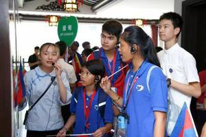 珠海盛情感动七国少年 民心相通为国际活动划上圆满句号