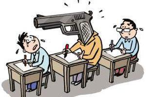 艺校副校长收家长40万找人替考 3名枪手各被罚1万