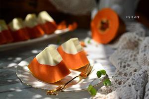 10分钟做道清凉爽口的小甜点--木瓜奶冻(图)