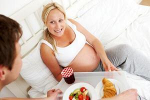 孕期饮食 周周有重点