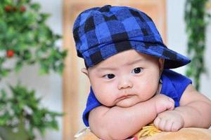 宝宝好几天一次大便是怎么回事?