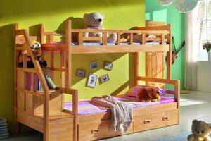 儿童双层床护栏是关键