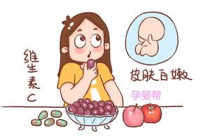 孕期准妈多吃这几种食物,宝宝出生后一定不会丑!