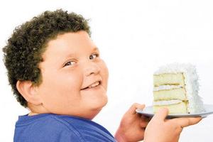 肥胖的男孩 小心性发育不良