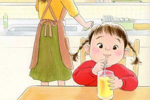 两小孩喝这个,一死一痴呆!谁敢给我孩子喝,当场翻脸!